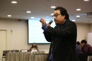 Especialista en Salud Mental del Ministerio de Salud, Dr. Humberto Maldonado Ruiz